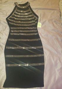 BNWT Windsor blinged dress